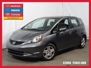 2013 Honda Fit LX *AUTOMATIQUE*+CRUSE+A/C+BLUETOOTH+REG.VITESSE