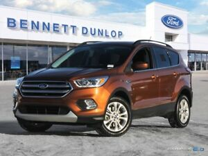 2017 Ford Escape SE-MOON ROOF-HEATED SEATS