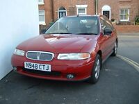 Rover 400 Automatic (Honda engine) 11 Months MOT