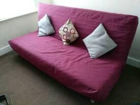 IKEA 3 seat Sofa Bed (sofabed futon)