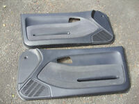 Honda Civic EG Black Doorcards. Vti Sir Lsi Esi Vei EG6 CRX Integra B16 B18 B series VTEC Engine