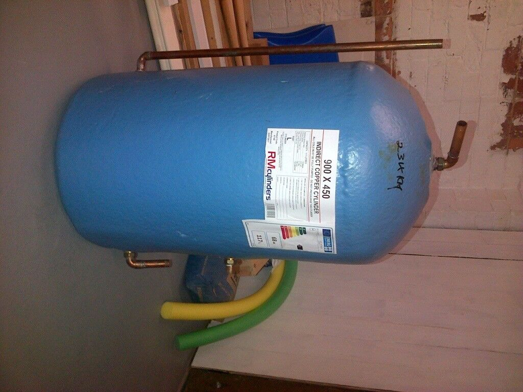 hot water cylinder only 3 months old | in Nottingham ...