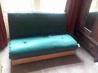 Solid Pine Double Futon
