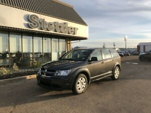 2017 DODGE JOURNEY CVP! 4 CYLINDER! FUEL ECONOMY!