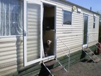 Static Caravan / Holiday home for sale, Widemouth Fields, Bude, Cornwall.