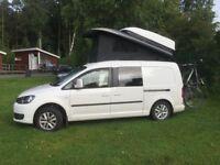 VW Caddy Maxi Camper van motorhome poptop roof work van like T456 p/x considerd