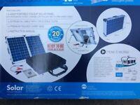 Portable PV LOGIC Foldup Solar Panel