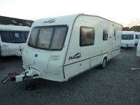 Bailey Pageant Moselle Touring Caravan