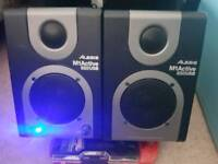 Alesis m1 active 320 usb speakers
