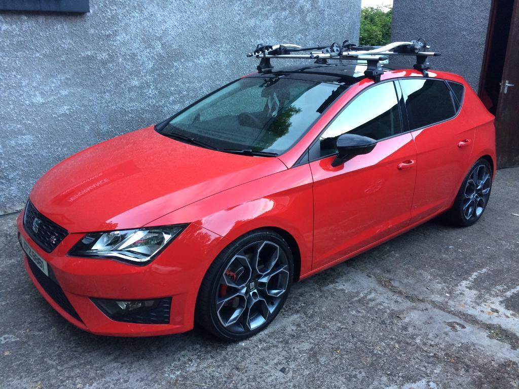 Seat Leon St Thule Roof Bars Brokeasshome Com