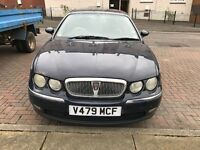 Rover 75 CDT mot july