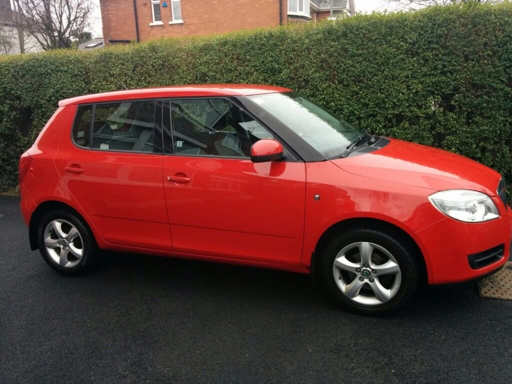 skoda fabia 1 2 htp 12v 2 5dr excellent condition in finaghy belfast gumtree. Black Bedroom Furniture Sets. Home Design Ideas
