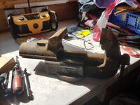 Heavy Duty Steel Bench Vice