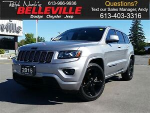 2015 Jeep Grand Cherokee Laredo-Balance of a 5 Year or 100,000 k