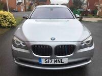 BMW 7 SERIES 730LD SE LIMOUSINE 2011 *LOW MILEAGE*