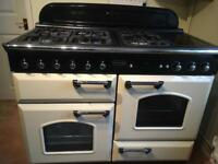 LPG Rangemaster 110 cooker £450