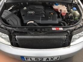 Awx 130 bhp engine and gearbox