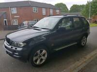 55 PLATE BMW X5 3.0D M SPORT STARTS AND DRIVES 4X4