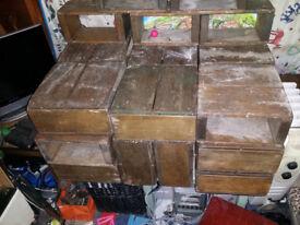 Community Playthings wooden building blocks