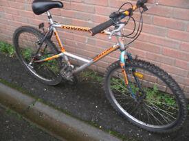 Townsend Warlord Mountain Bike