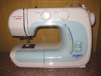 2 Sewing Machines, Brother and New Home