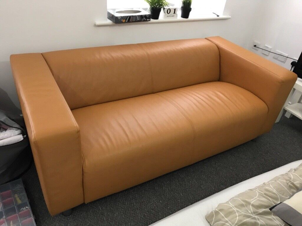 2 x ikea klippan sofa free in middleton manchester gumtree. Black Bedroom Furniture Sets. Home Design Ideas