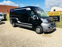 Citroen relay 2.2 campervan 2 berth new convertion toilet shower tv dvd fridge px welcome