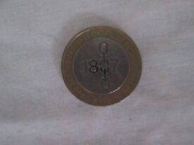 £2 - 2 pound abolition of the slave trade 2007 circulated coin
