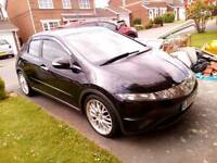 Honda civic 2.2 CDTI SE 2008. SWAP FOR VAN