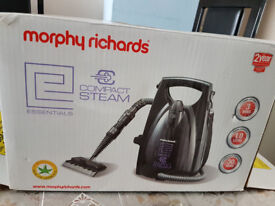 Morphy Richards Compact Steam Cleaner Essentials