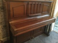 Squire & Longson of London Upright/Overstrung Piano