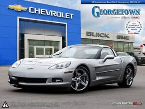 2007 Chevrolet Corvette Base *ACCIDENT FREE*