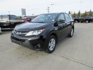 2014 Toyota RAV4 LE AWD ONE OWNER. ?READY FOR YOU ! Full safety