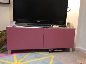 LARGE IKEA TV UNIT BESTA
