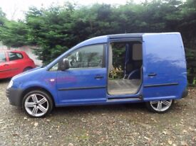 Volkswagen Caddy TDi DSG Auto Diesel
