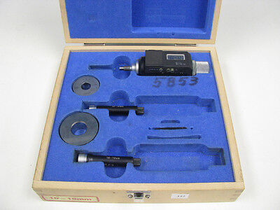 Fowler Sylvac Bowers 54-333-019 .497 - .750 Digital Bore Gage Jj2