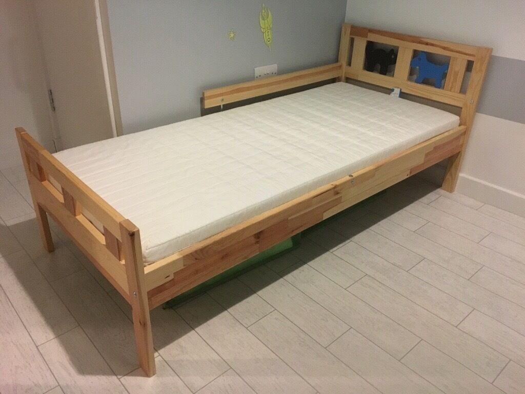 Toodler bed