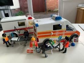 Playmobil Ambulances x2 (with lights and sounds). £18 each.