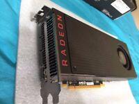 AMD Radeon XFX RX 480 8GB GDDR5 Black Edition