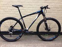 Rock Rider Big 8 29er high spec mountain bike