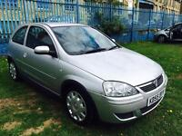 2005 Vauxhall Corsa 1.4 Design 3dr Petrol Automatic V.LOW MILES 36K+3MNTH WARRANTY+PX SWAP WELCOME