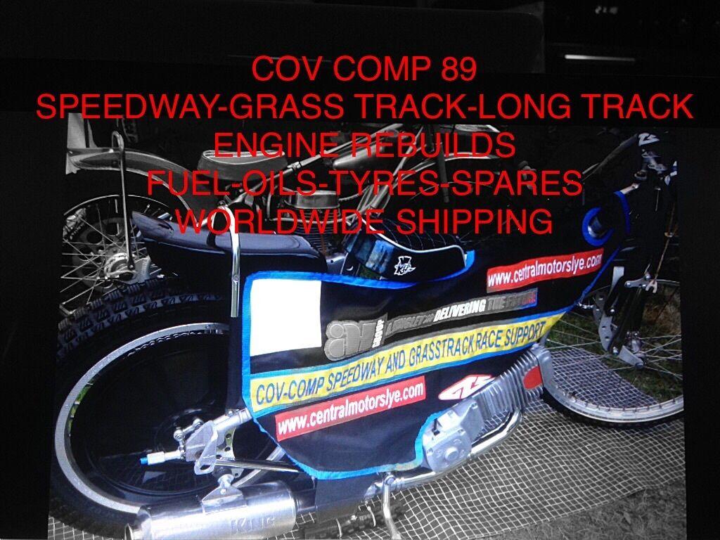 COV-COMP 89 SPEEDWAY GRASSTRACK