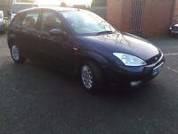 Ford Focus 1.8 Tdci 2004 Ghia Long Mot ***Fantastic Car*Bargain Price***