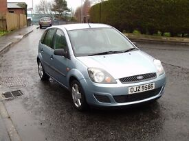 2006 Ford Fiesta 1.4 Cheap insurance, full mot, loads of new parts, immaculate