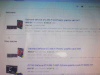 GAINWARD NVIDIA GTX 980TI 6GB PLUS NVIDIA GTX 960 OC 2GB
