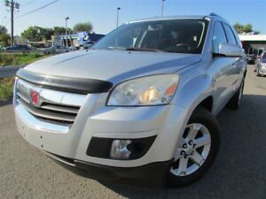 2009 Saturn Outlook XE 7 PASSAGERS TOIT PANO A/C CRUISE!!!