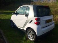 SMART FORTWO PASSION 58 2008 *12 Months MOT*