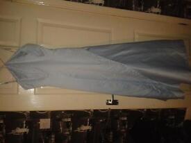 blue prom/bridesmaid dress size 6-8
