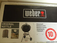 Weber Original Kettle Barbecue + Starter Kit