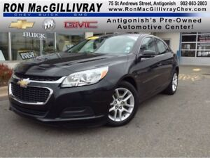 2015 Chevrolet Malibu LT..RMT Start..$117 B/W Tax Inc..GM Certif